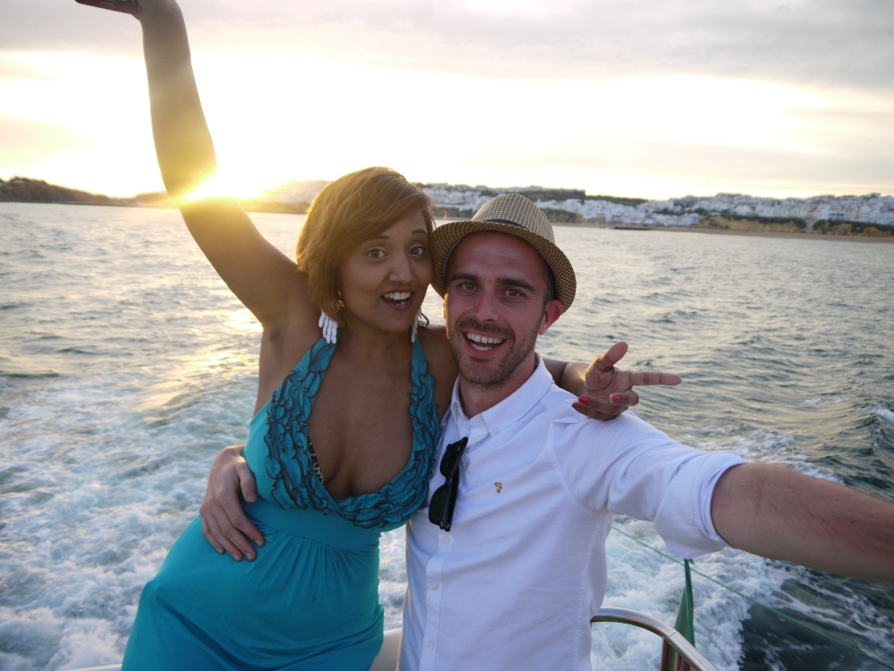 Algarve Sunset Party Boat - Algarve Yacht Charter Activities