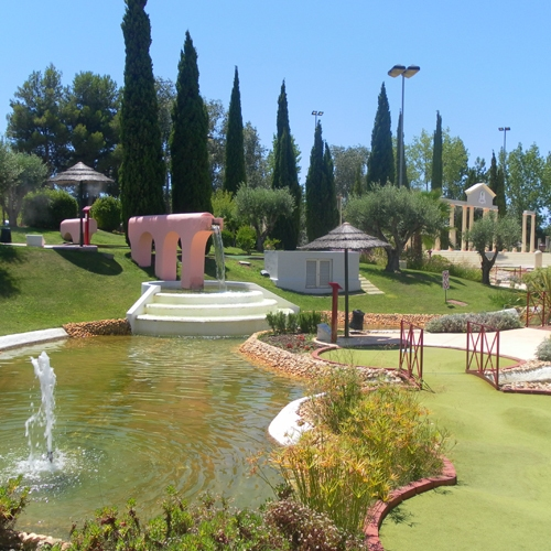 Family Golf Park  - Algarve Fun Parks