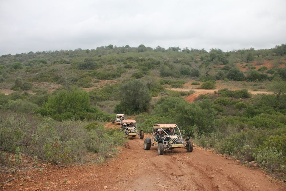Buggy Safari - Algarve buggies tours