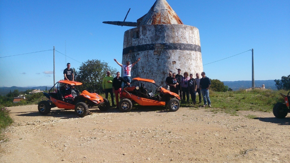 Safari Buggy Tour - Algarve buggies tours