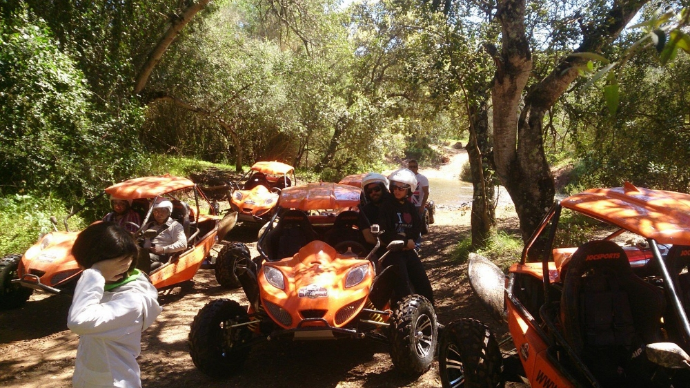Buggy Safari With Overnight stay!  - Algarve buggies tours
