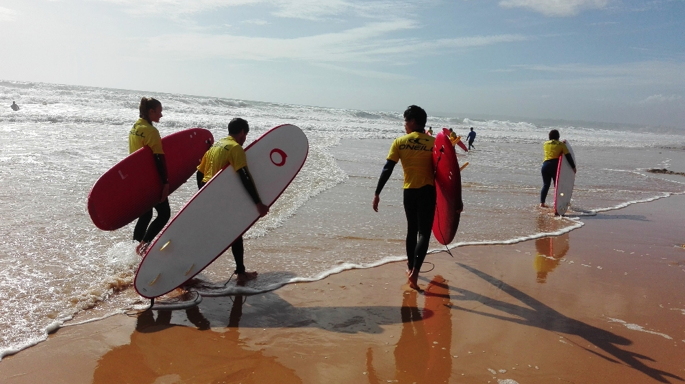 Algarve Surf School! - SUP and Surfing