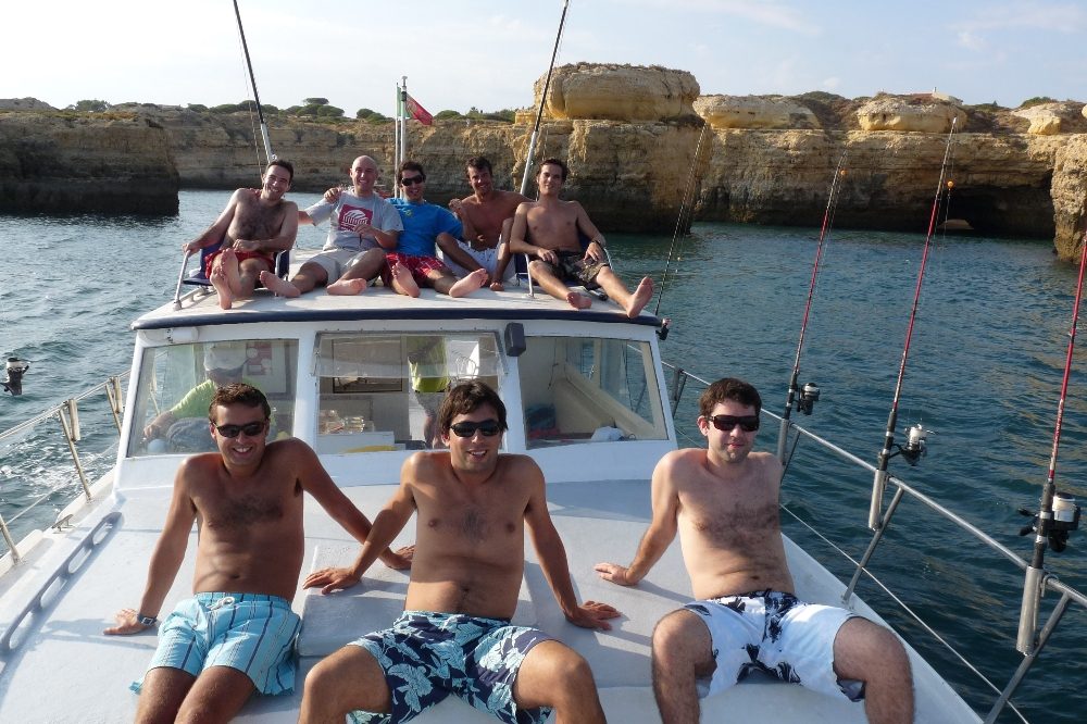 Algarve Corporate Breaks - Algarve Group Activites