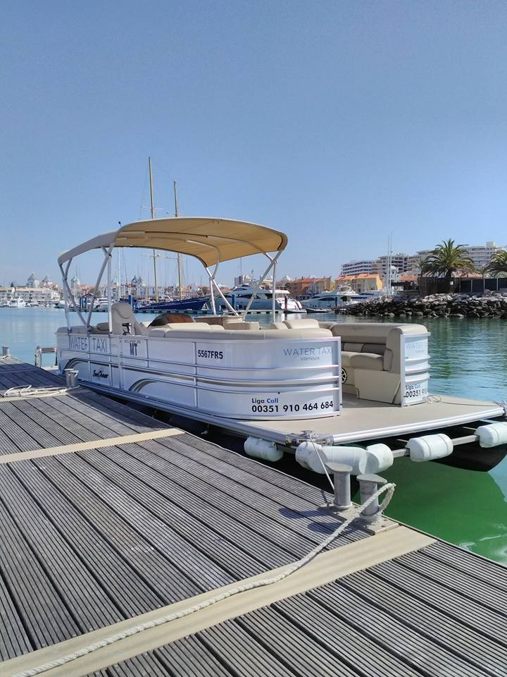 Vilamoura Water Tour and Water Taxi - Boat Trips - Vilamoura