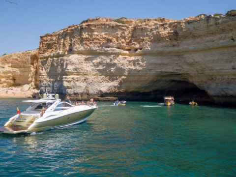 Morning Cruise to Caves - Explore Algarve Yacht For Hire
